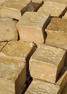 Aleppo's soaps