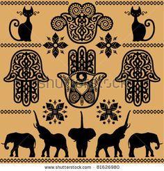 hindu pattern tumblr - Google Search