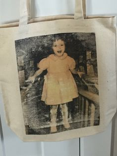 DIY Photo Tote For That Perfect Gift