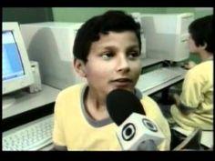 Projeto Férias na Escola - Rede Globo
