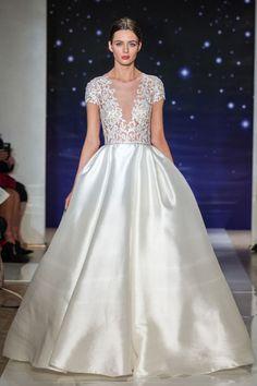 Reem Acra8 Spring 2016 Designer Wedding Dresses - Couture Wedding Dress Designers