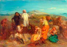 [PINTURA] The Covenanters ~ Paul Falconer Poole [http://www.bbc.co.uk/arts/yourpaintings/paintings/the-covenanters-21740] [http://en.wikipedia.org/wiki/Covenanter] [http://candlemakerrow.info/the-covenanters/] [http://www.covenanter.org.uk/WhoWere/]