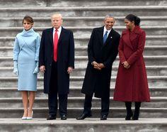 Michelle Obama Wears Red Jason Wu Dress For The Inauguration  - HarpersBAZAAR.com