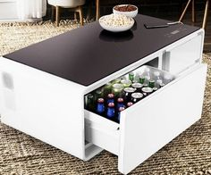 Coffee Table Drink Cooler