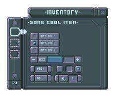 Sci-fi User Interface by on DeviantArt
