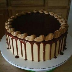 Cake Decorating Videos, Birthday Cake Decorating, Cake Decorating Supplies, Homemade Fondant Recipes, Cake Recipes, Dessert Recipes, Fondant Cakes, Cupcake Cakes, Simple Cake Designs