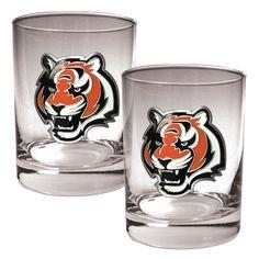 NCAA Siskiyou Sports Fan Shop South Florida Bulls Square Glass Shot Glass Set 2 pack Team Color