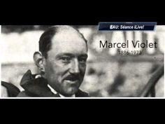 Marcel Violet / conférence sur la biodynamisation de l'eau.