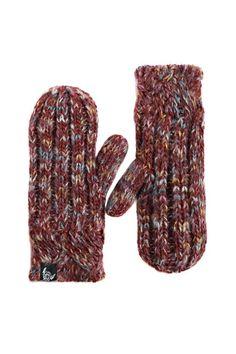 SCHWIING SCHWIING MITAINE AKELA BOURGOGNE Gloves, Fingerless Gloves, Winter, Accessories