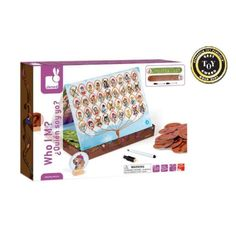 janod who am i game Game 4, I Am Game, Toys Online, Special Needs, Speech Therapy, Adhd, Autism, Gifts For Kids, Amelia