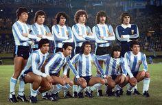 Argentina 1978 World Cup Team