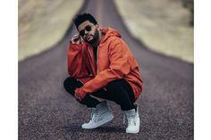 Der Musiker The Weeknd hat gemeinsam mit der deutschen Marke Puma eine Schuhkollektion designt. VOGUE hat die ersten Bilder!