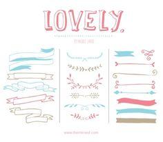 Lovely (Vector)