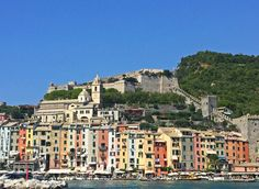 How a Designer Sees Italy Photos | Architectural Digest. Tips for Cinque Terre.