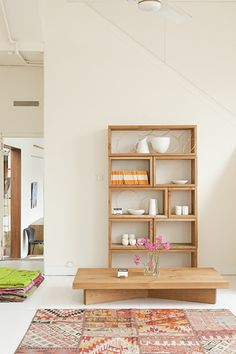 interesting and simple shelves
