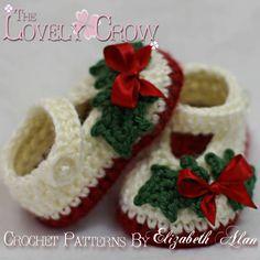 Christmas Crochet  @Natalie Jost Blackwell