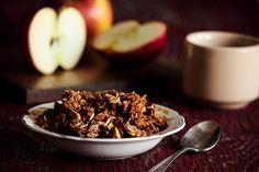 Caramel Apple Granola | pastry affair