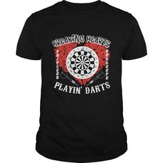 PLAYIN DARTS T-Shirts, Hoodies, Sweatshirts, Tee Shirts (19$ ==► Shopping Now!)