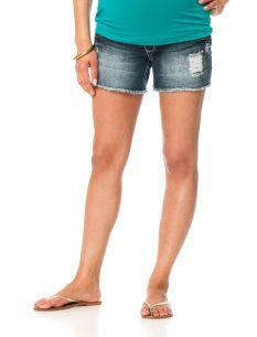 Secret Fit Belly(r) 5 Pocket Maternity Shorts