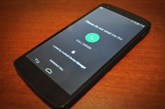 Your Lost Android Phone Can Now Call You | TechCrunch