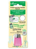 Clover Protect and Grip Thimble: Medium