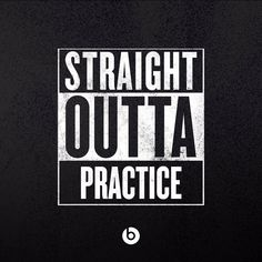 Because we're always Straight Outta Practice #Soccer