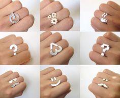 Hypster ring