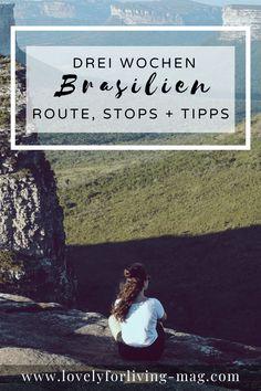 Drei Wochen Backpacking durch Brasilien: Reise-Route, empfehlenswerte Stops und Tipps für einen unvergesslichen Trip! Beach, Water, Travel, Outdoor, Brazil, Round Trip, Travel Advice, Viajes, Gripe Water