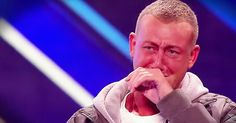 Christopher Maloney was nearly in tears when he stepped on the X Factor UK stage to perform 'The Rose' by Bette Midler. But he gathered up his courage and took a look at the woman that inspired him…there's not enough tissues in the world!
