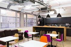 Nexmo Offices by ThirdWay Interiors, London – UK » Retail Design Blog