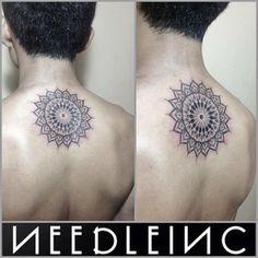 Lotus Based Mandala
