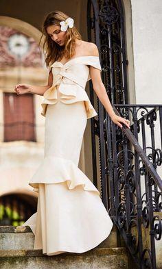 Tendance Robe du mariée  2017/2018  Exclusive: Johanna Ortiz's First-Ever Bridal Collection