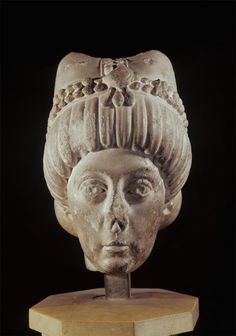 Head of a Woman, ca. 530-540