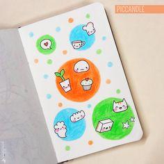 Another quick random color doodle :) #doodle