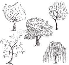 dibujar arboles - Buscar con Google
