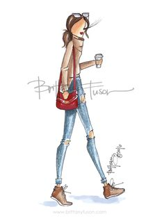 PSL | pumpkin spice latte | Brittany Fuson
