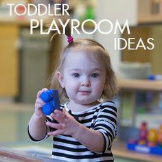 Mom Blog – Toddler Playroom Ideas