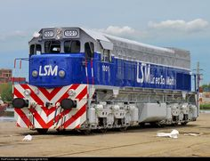 RailPictures.Net Photo: 1001 Linea San Martin (L.S.M.) EMD G26hcw3 at Buenos Aires, Argentina by FDG