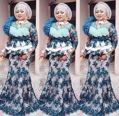 latest ankara skirt and blouse styles 25 Top selected most stylish ankara skirt and blouse for the month of june African Lace Styles, African Lace Dresses, African Dresses For Women, African Attire, African Wear, African Fashion Dresses, Ankara Styles, Ankara Tops, Ghanaian Fashion