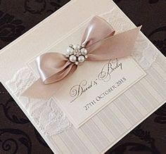 Ideas to make your own wedding stationery and invitations. DIY wedding invitation ideas