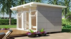 NeoShed prefab sheds and offices