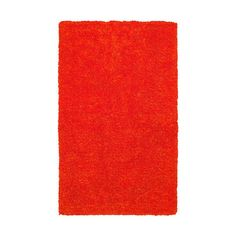 Rizzy Home CO8364 Commons Hand-Tufted Polyester Rug Light Orange 9 x (12.730 ARS) ❤ liked on Polyvore featuring home, rugs, home decor, plush rugs, hand knotted rugs, border area rugs, border rug and rizzy home