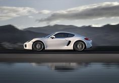 New Cayman via Porsche