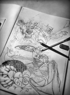 Ragnarok. Work in progress.