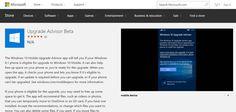 Upgrade Advisor App Checks If Your Phone Is Windows 10 Ready