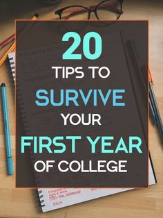 Entering into the college world completely blind can be very frightening to a freshman. Goodbye high school: hello real life responsibilities. Things can quickly become overwhelming! But don't worry, below are 20 tips that are sure to make your first year...