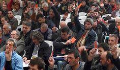 Ομοσπονδία Οικοδόμων: Τα αποτελέσματα των εκλογών του 23ου Συνεδρίου
