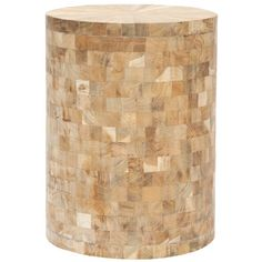 Beckham Teak Stool  at Joss and Main