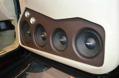 escalade custom car audio - Google Search