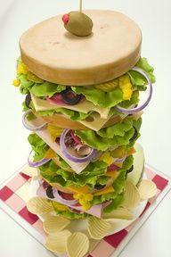 un végétarien svp